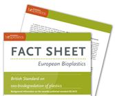 EU Bioplastics Fact Sheet Oxo-biodegradation