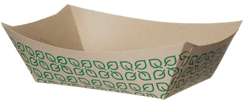 Eco Product Paper Food Trays