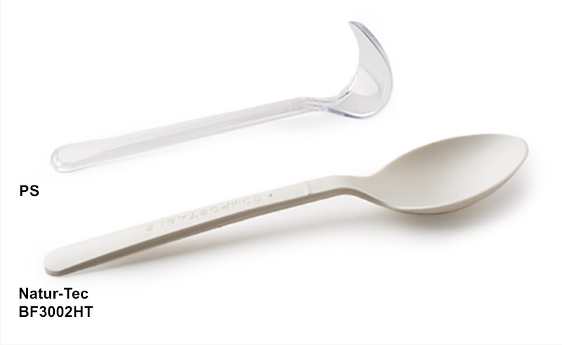 Natur-Tec Spoon Comparison White