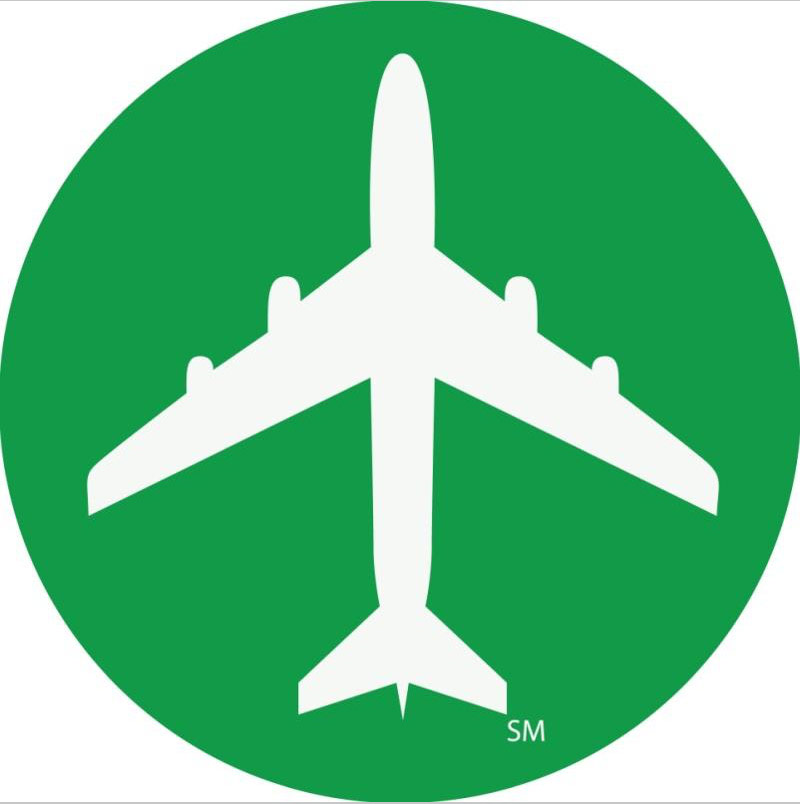 Airports Going Green Logo
