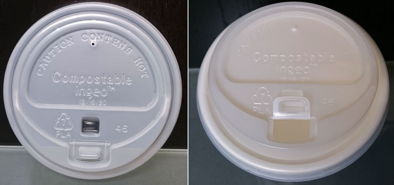 BP Counsulting Hot Cup Lids