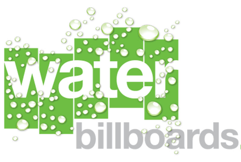 Water Billboard Logo