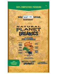 Natural Plant Organic dog food