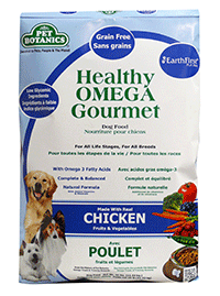 Pet Botanicals dog food