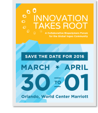 Innovation Takes Root Conference