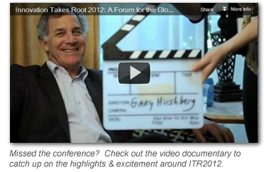 Innovation Takes Root video