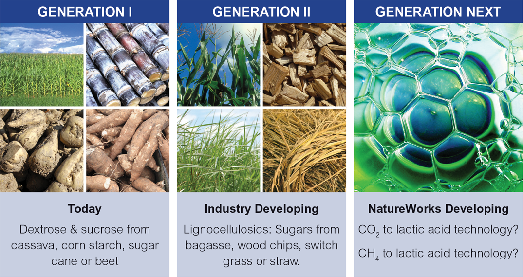 bioplastic feedstocks